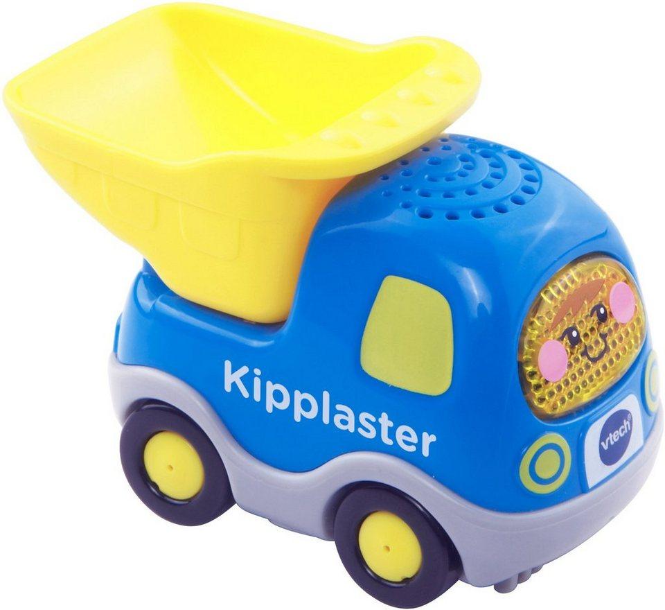 VTech Spielfahrzeug mit Licht und Sound, »Tut Tut Baby Flitzer Kipplaster« in Blau