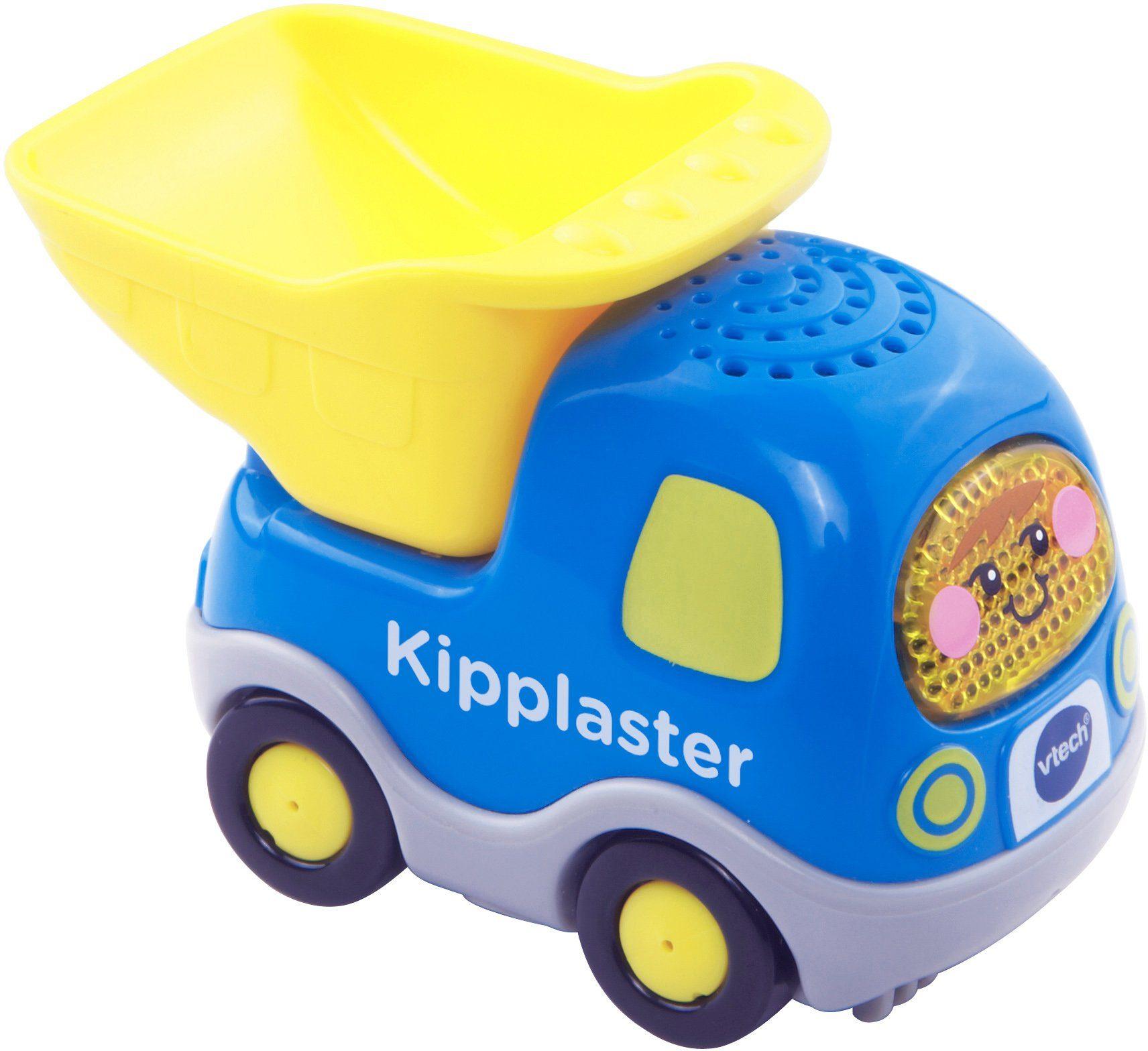 VTech Spielfahrzeug mit Licht und Sound, »Tut Tut Baby Flitzer Kipplaster«