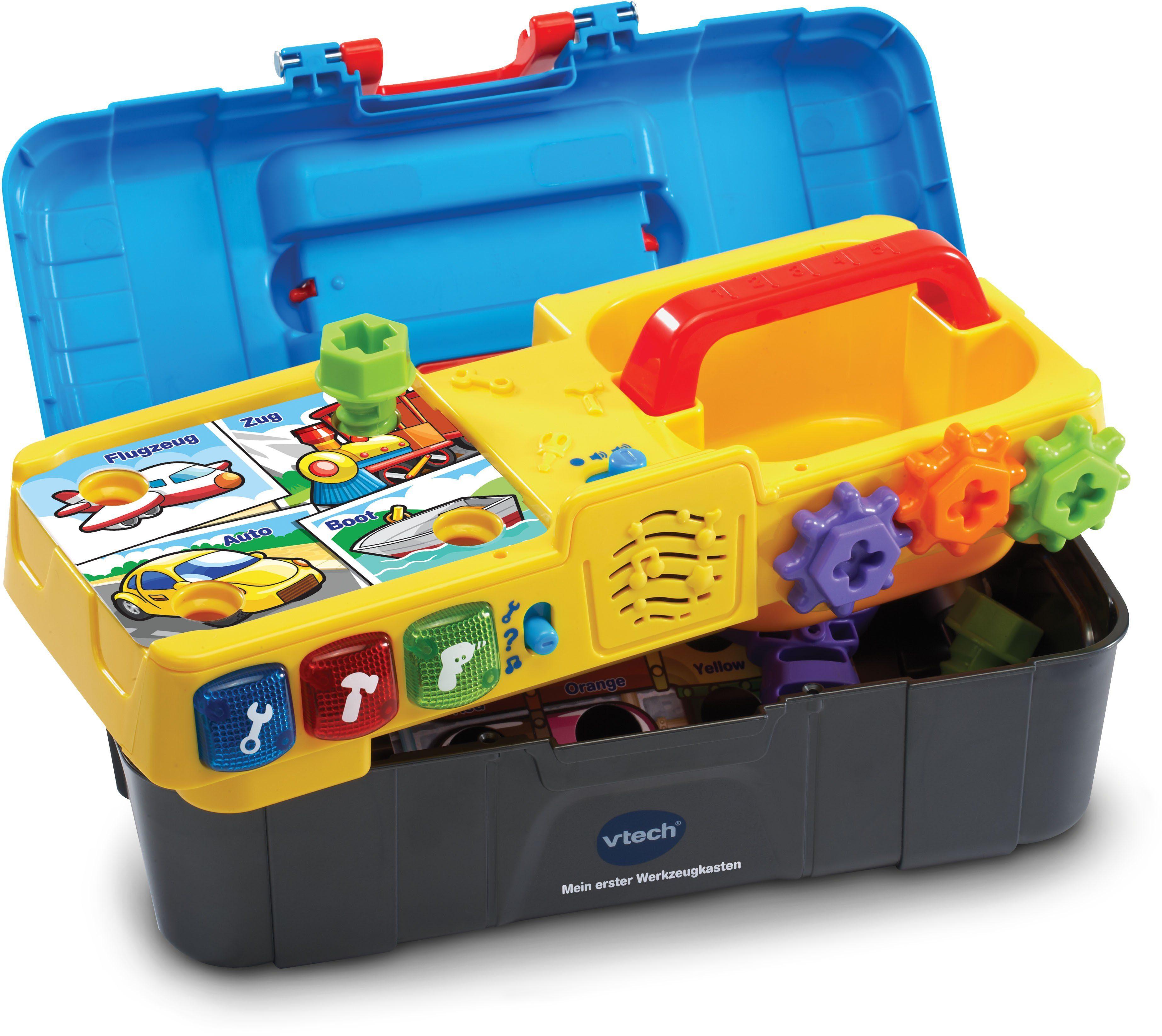 VTech Spielzeug Werkzeug Box, »Mein erster Werkzeugkasten«