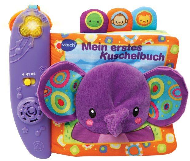 VTech Kinderbuch, »Mein erstes Kuschelbuch«