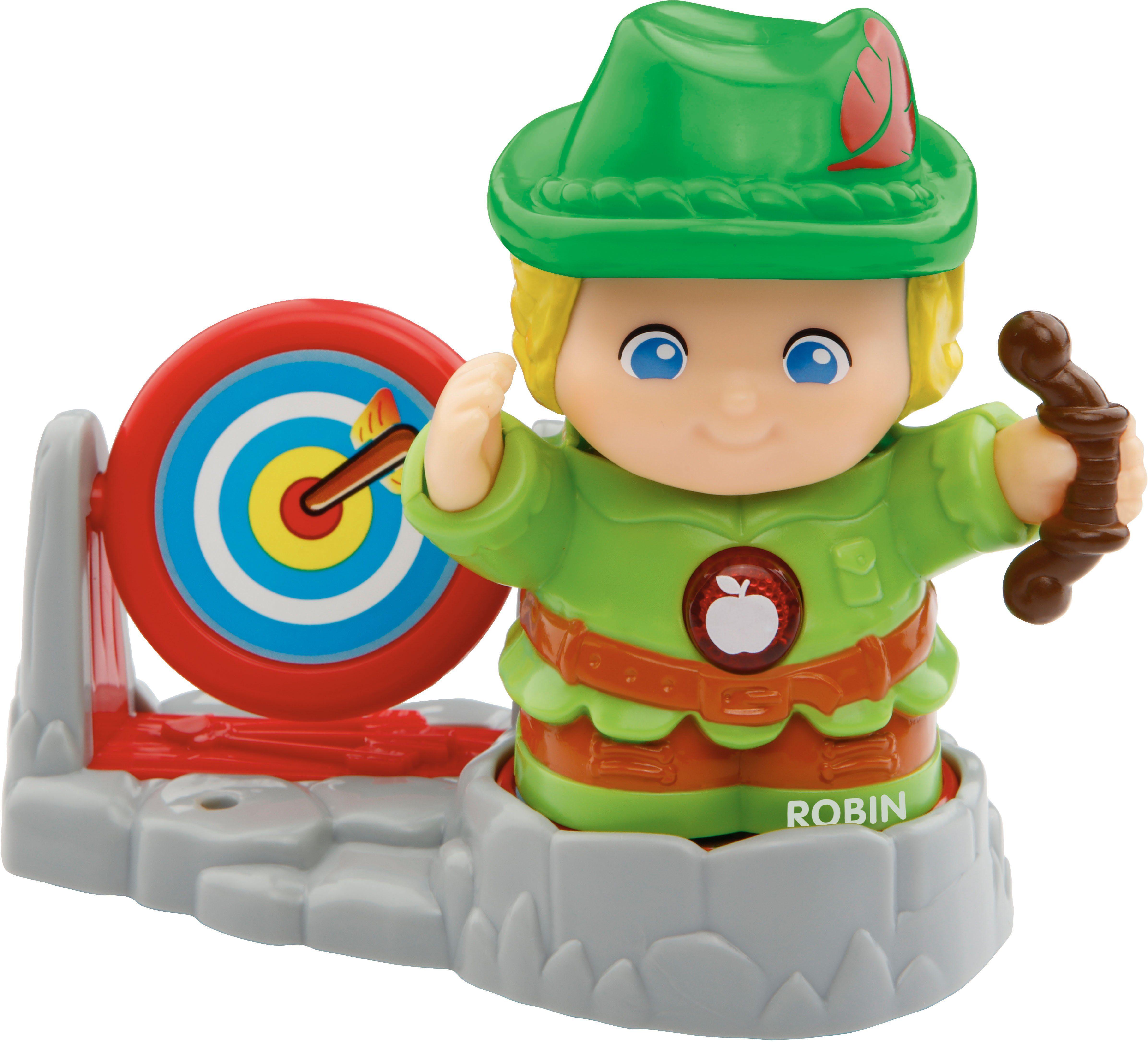 VTech Robin mit Zielscheibe, »Kleine Entdeckerbande«