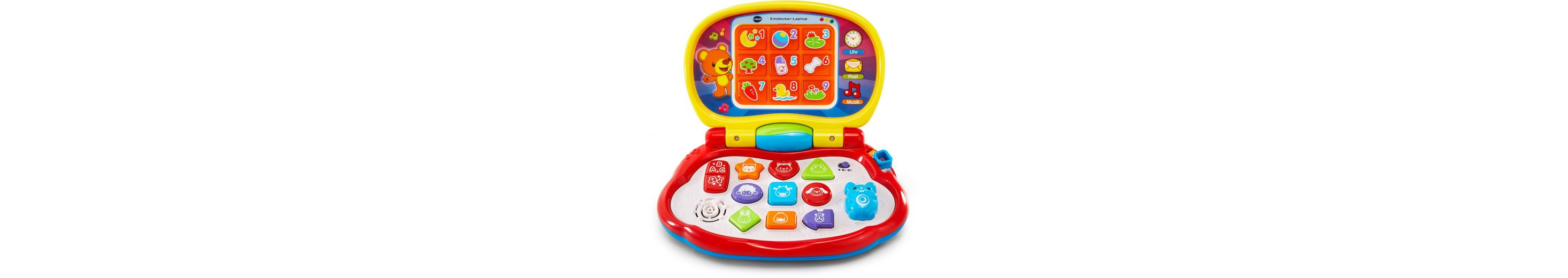 VTech Lernspielzeug, »Entdecker Laptop«