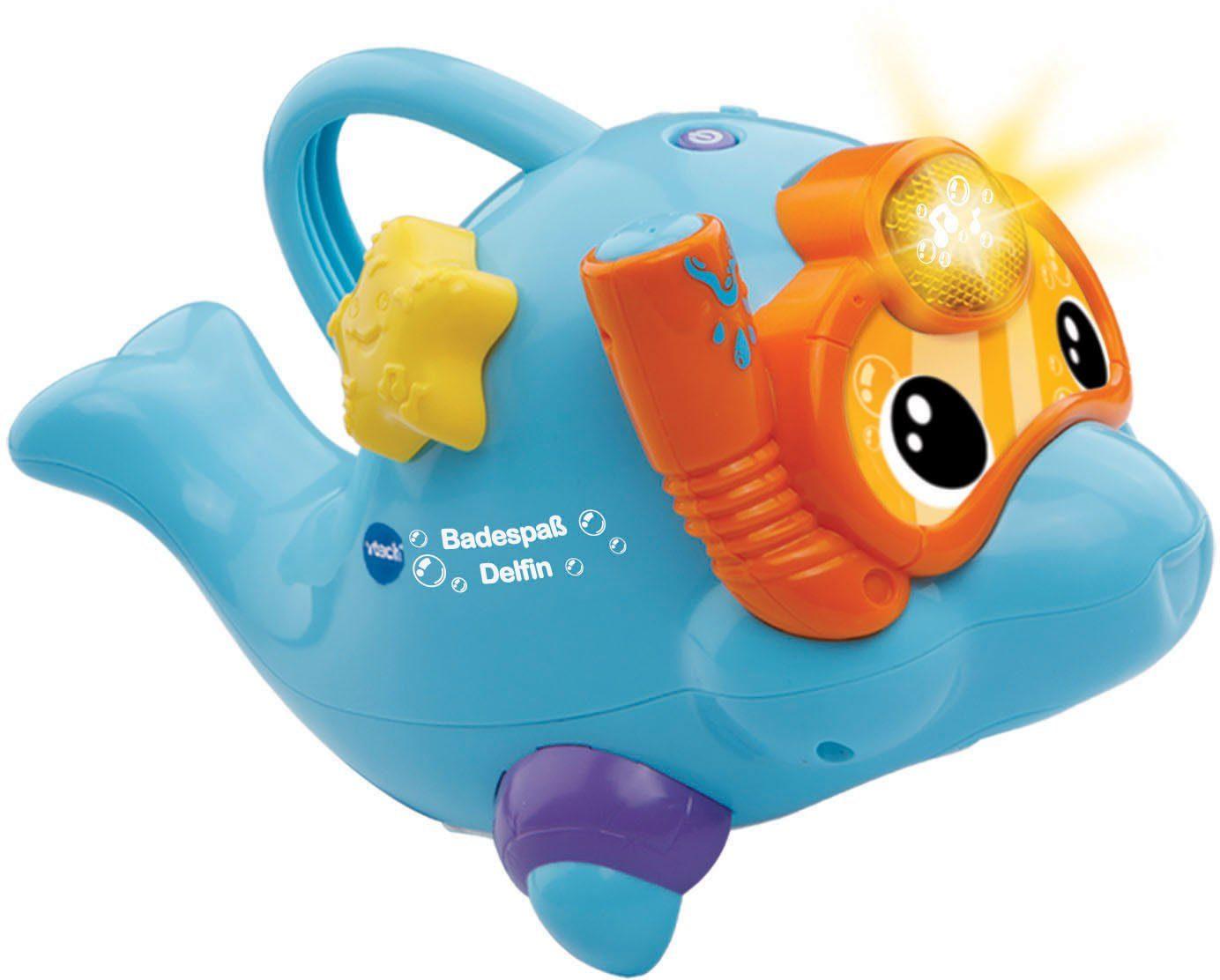 VTech Wasserspielzeug, »Badespaß Delfin«
