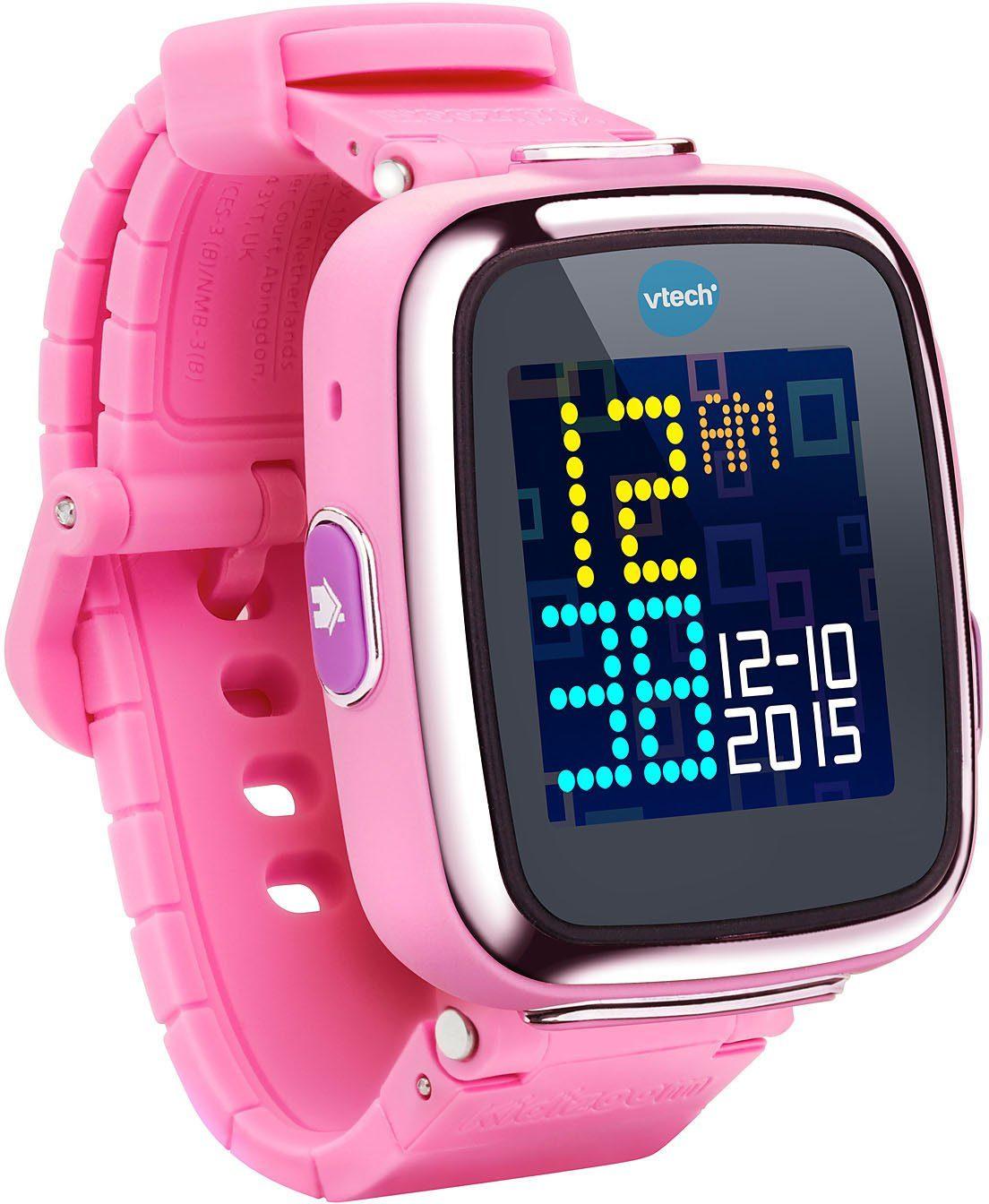 VTech Uhr mit Kamerafunktion, »Kidizoom Smart Watch 2 Pink«