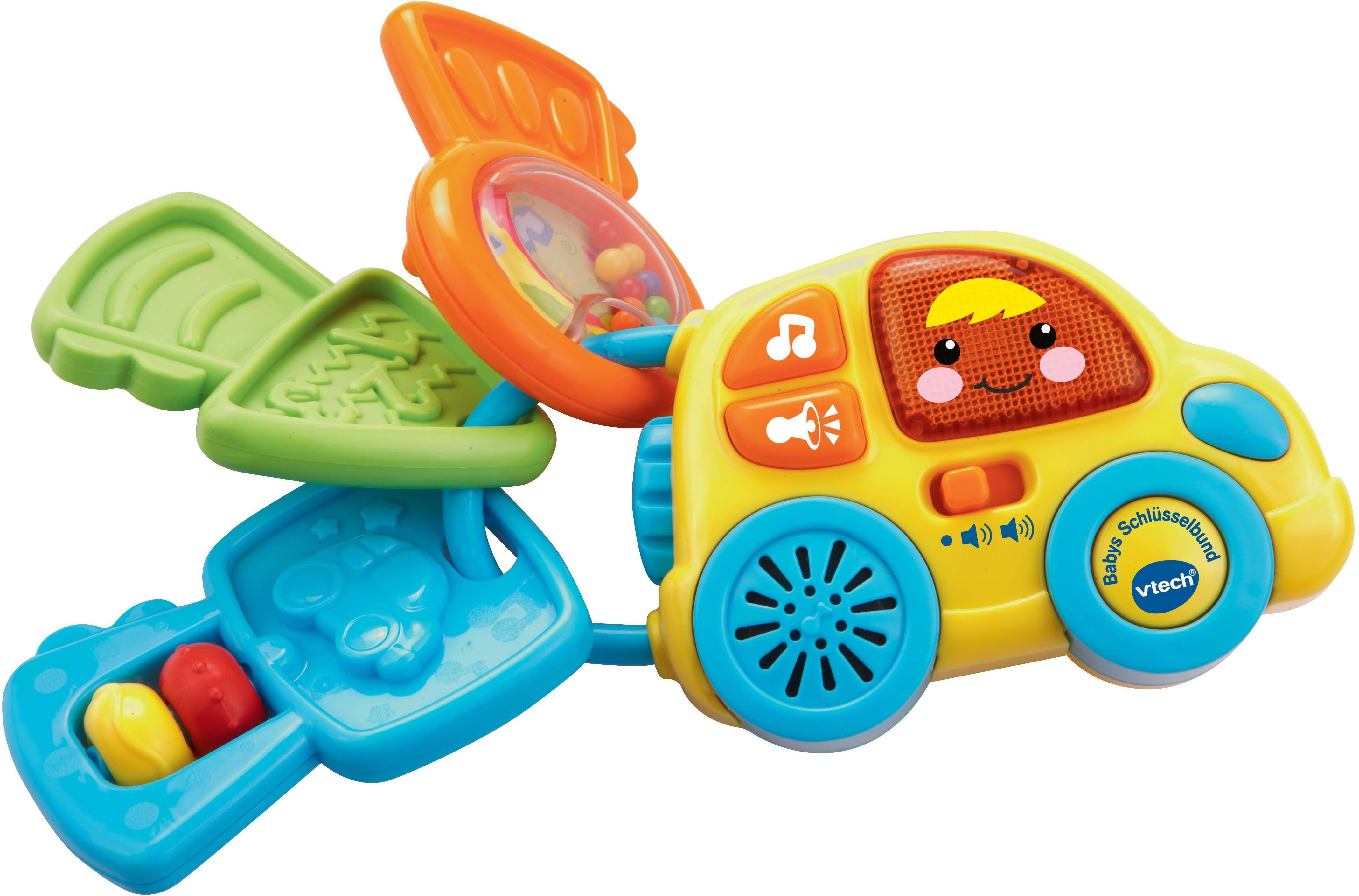 VTech Elektronisches Spielzeug mit Licht und Sound, »VTech Baby Babys Schlüsselbund«
