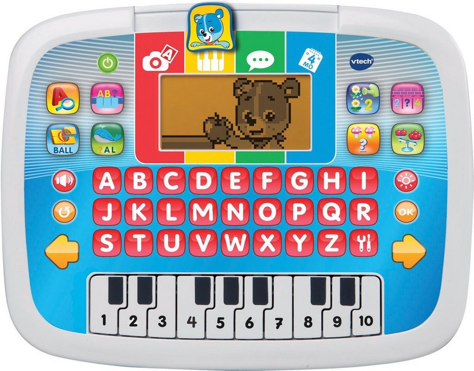 VTech Elektronisches Lernspielzeug, »VTech Baby Musikspaß Tablet«