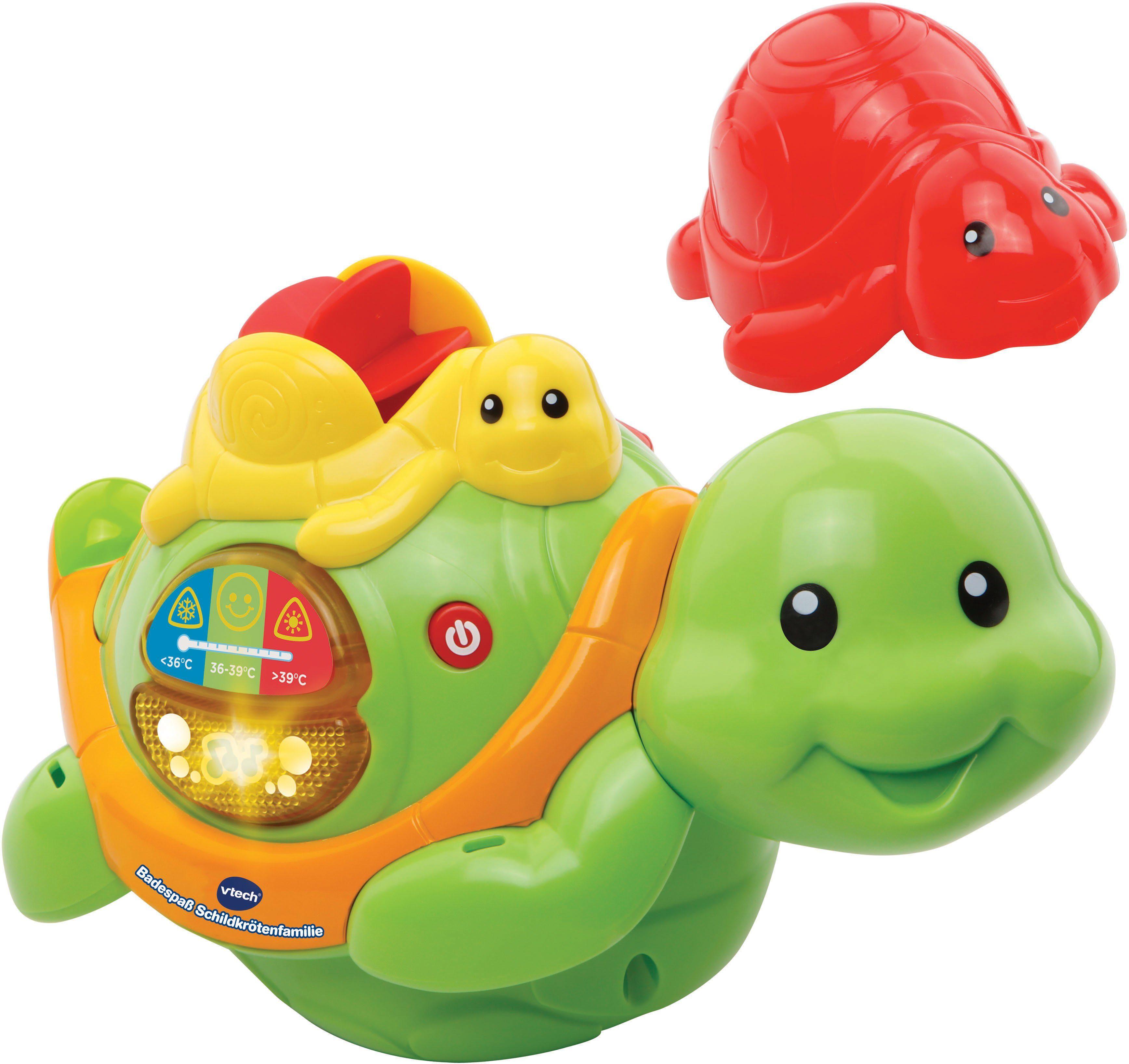 VTech Wasserspielzeug, »Badespaß Schildkrötenfamilie«