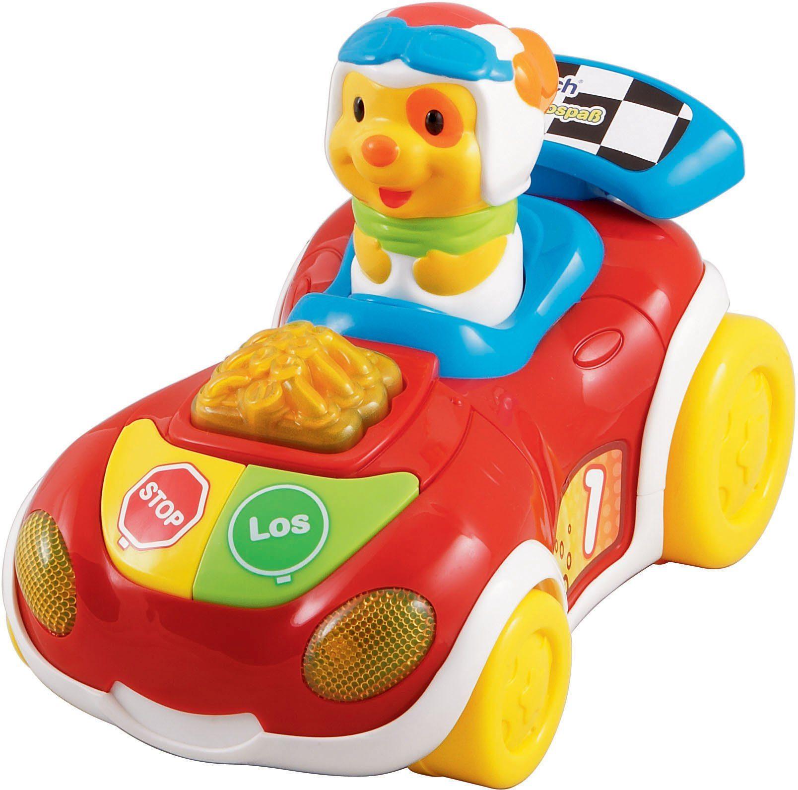 VTech Auto mit Musik und Licht, »VTech Baby 1, 2, 3 Autospaß«