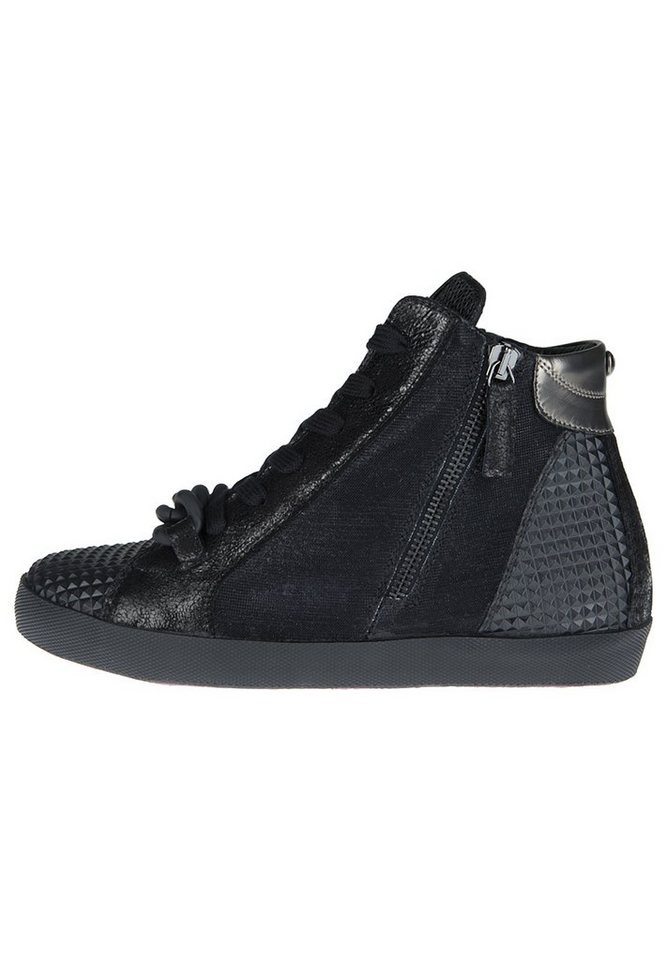 Donna Carolina Sneaker »TESS NERO« in schwarz