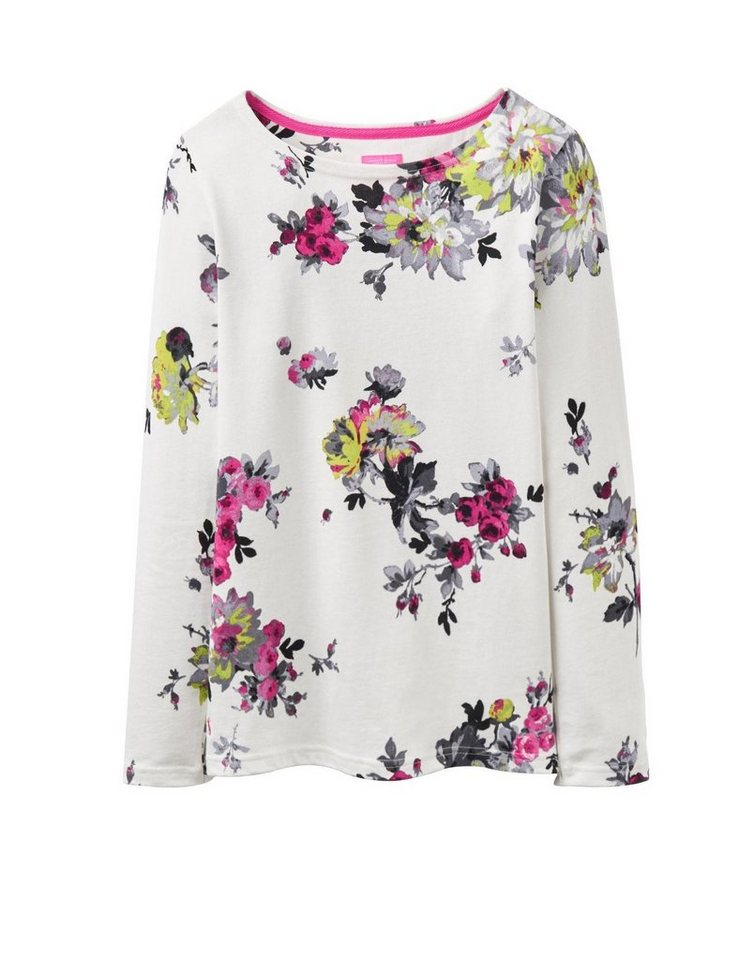 Tom Joule Sweatshirt »HARBOURPRINT« in Cream Floral