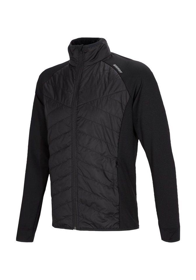 Ziener Jacke »JABLE PR man (primaloft jkt)« in black
