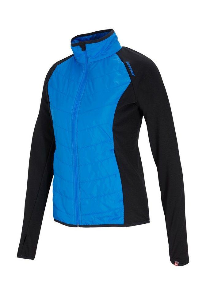 Ziener Jacke »JOVANA PR lady (Primaloft jkt)« in persian blue