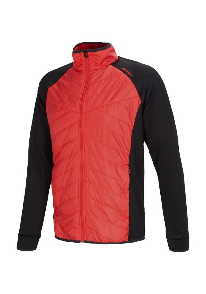 Ziener Jacke »JABLE PR man (primaloft jkt)« in red