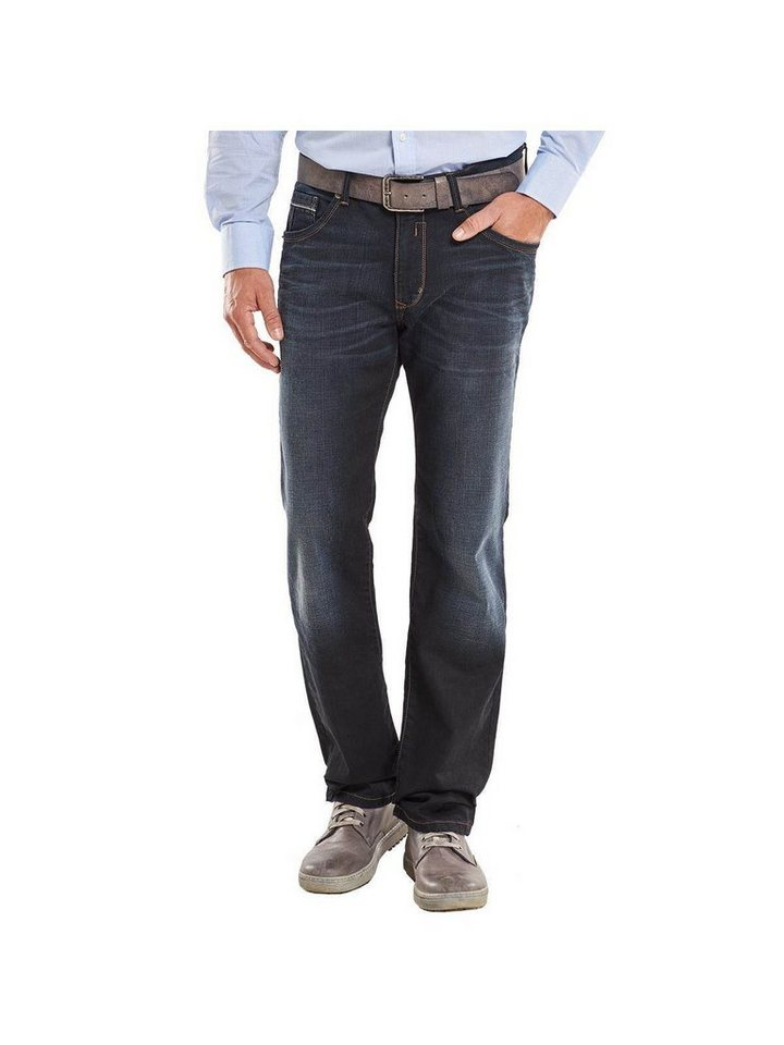 engbers Jeans straight in Indigoblau