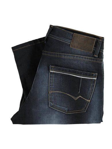 engbers Jeans mit aufwendigen Steppdetails