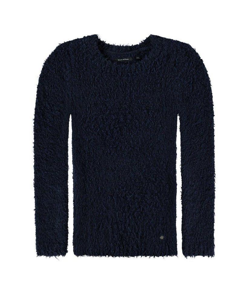 Marc O'Polo Junior Pullover langärmlig 1 in Dunkelblau