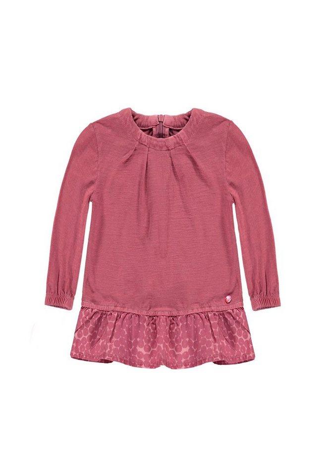 Marc O'Polo Junior Kleid langärmlig Jersey 1 in Rosé