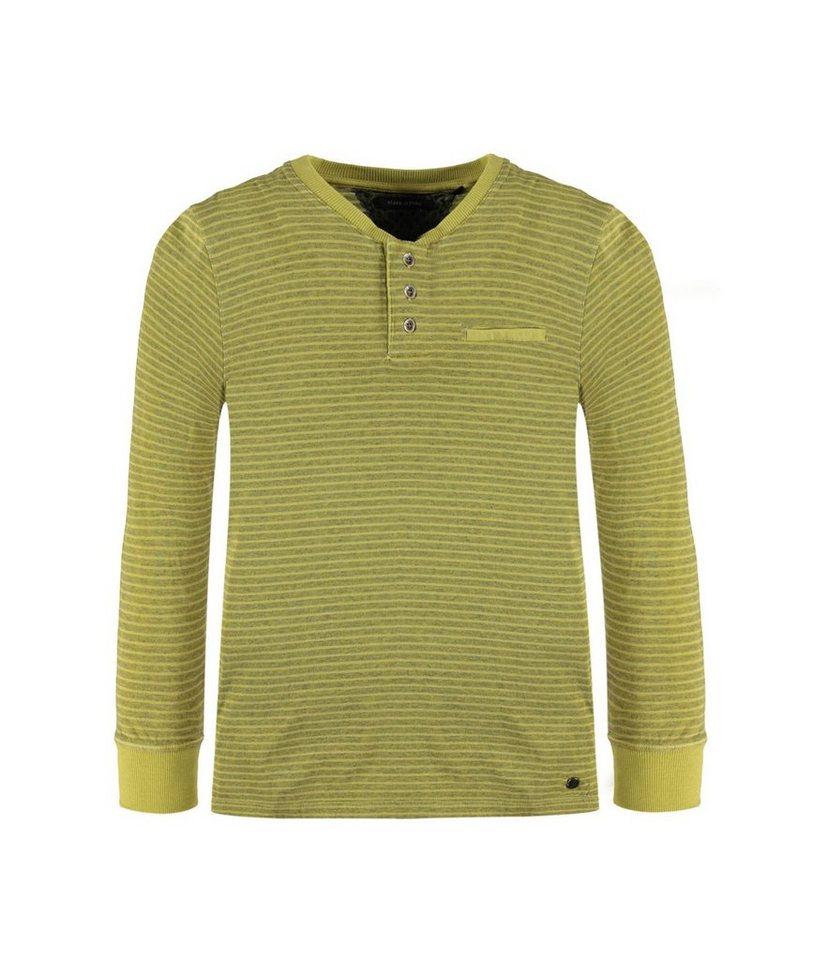 Marc O'Polo Junior T-Shirt langärmlig Jersey 1 in Mehrfarbig