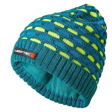 "LEGO Wear Strickmütze Winter Kappe Skimütze LEGO® TEC ACE Hut ""Points"" HAT"