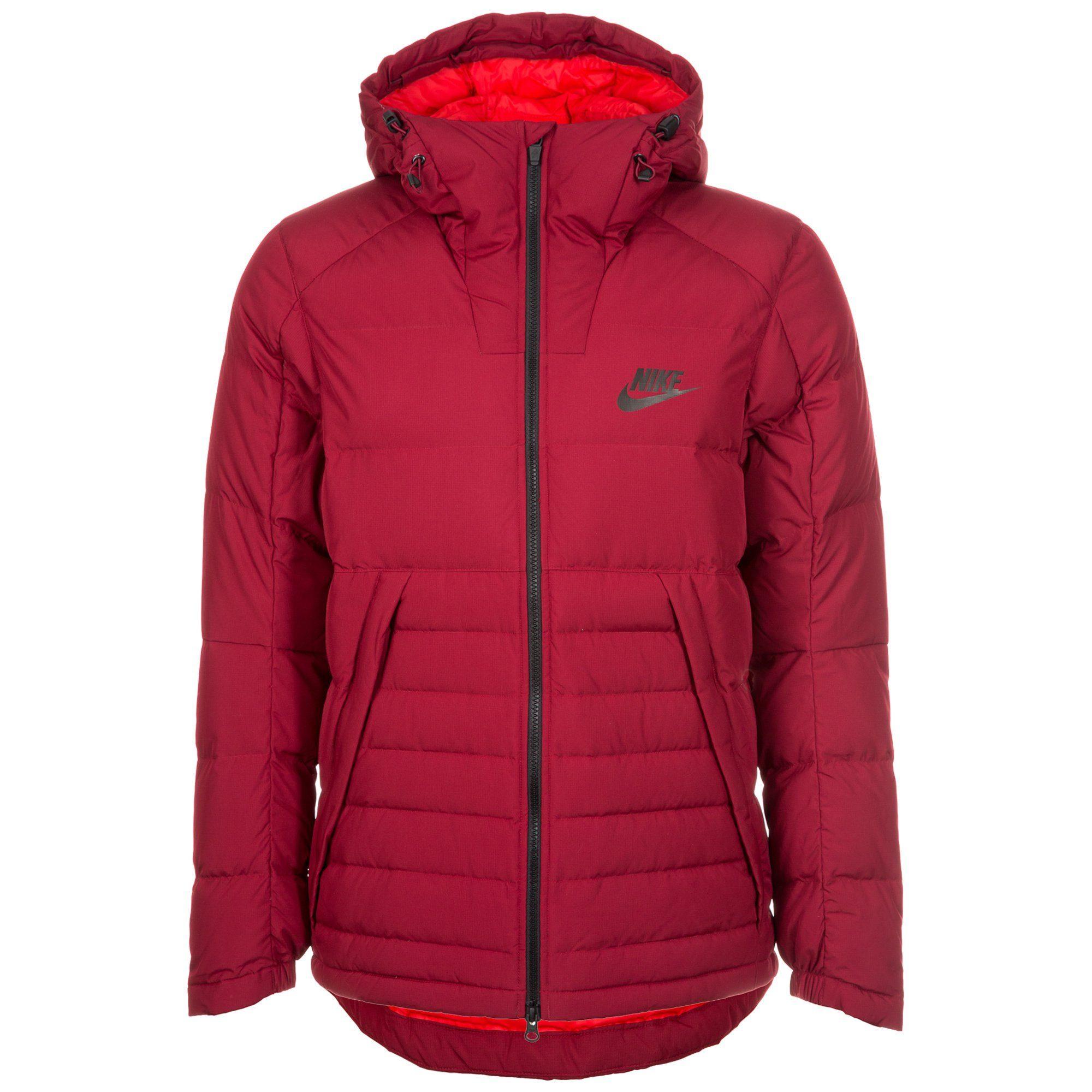 Nike Sportswear Down Fill Hooded Jacke Herren