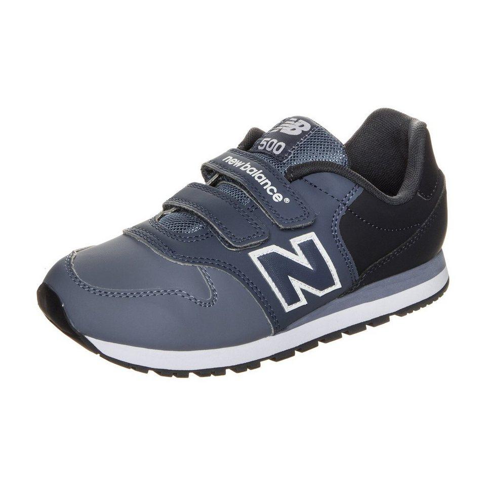 NEW BALANCE KV500-BGY-M Sneaker Kinder in blau / grau