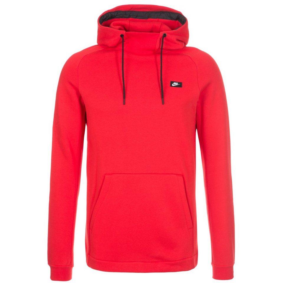 Nike Sportswear Modern Kapuzenpullover Herren in rot