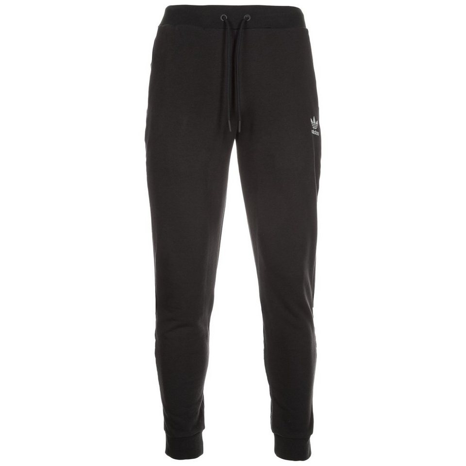 adidas Originals Sport Luxe Mix Trainingshose Herren in schwarz