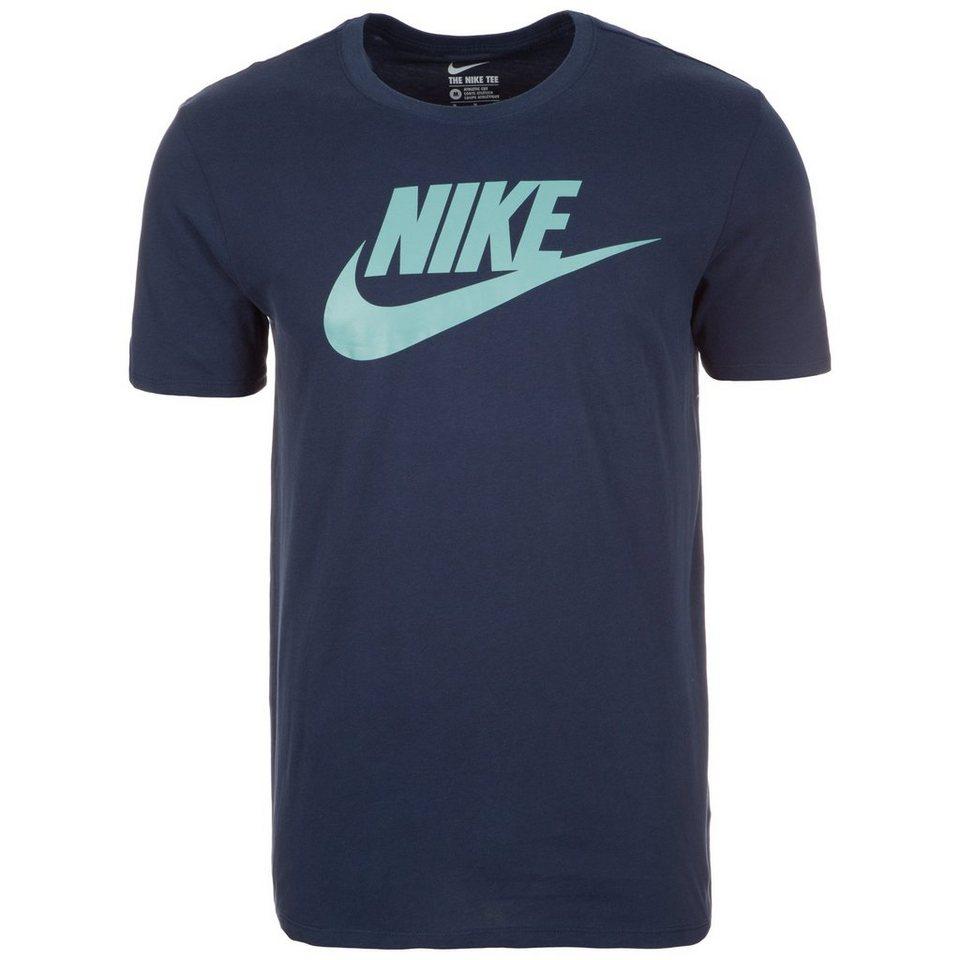 Nike Sportswear Futura Icon T-Shirt Herren in dunkelblau