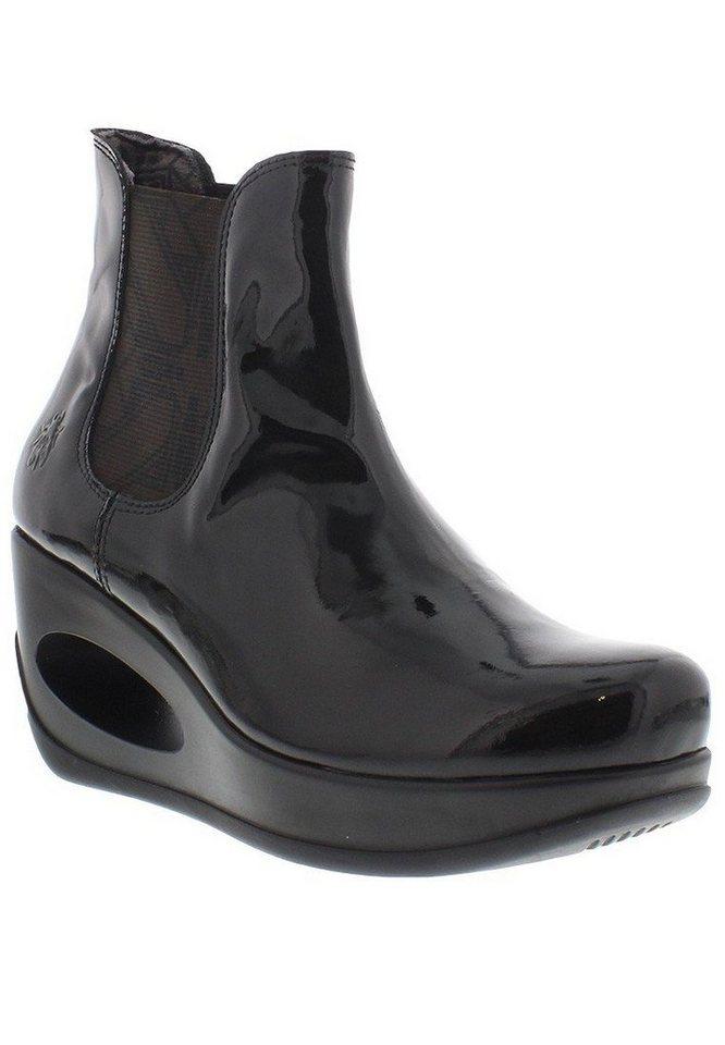 FLY LONDON Stiefelette,Winterstiefelette »HARO796FLY patent« in schwarz