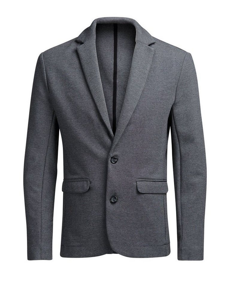 Jack & Jones Sweat- Blazer in Dark Grey
