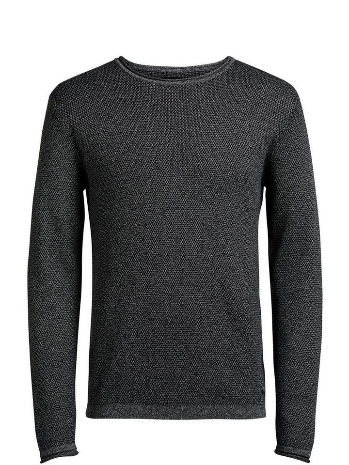PRODUKT Basic- Pullover in Black