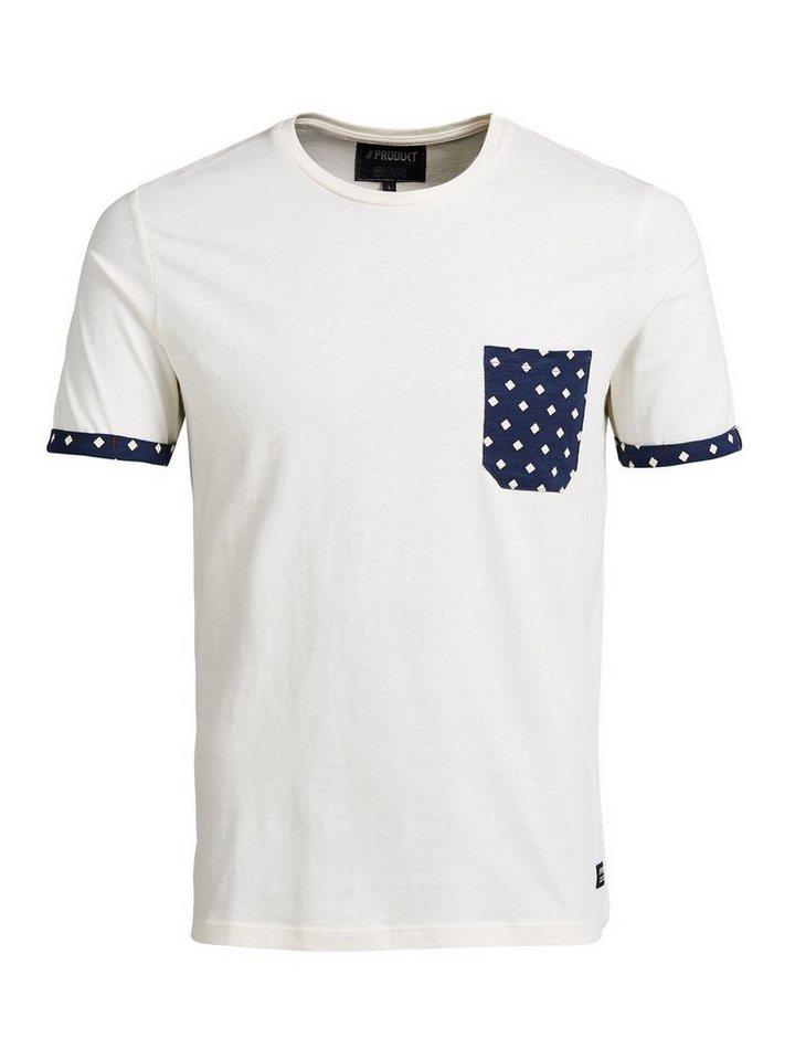 PRODUKT Ludique T-Shirt in Whisper White