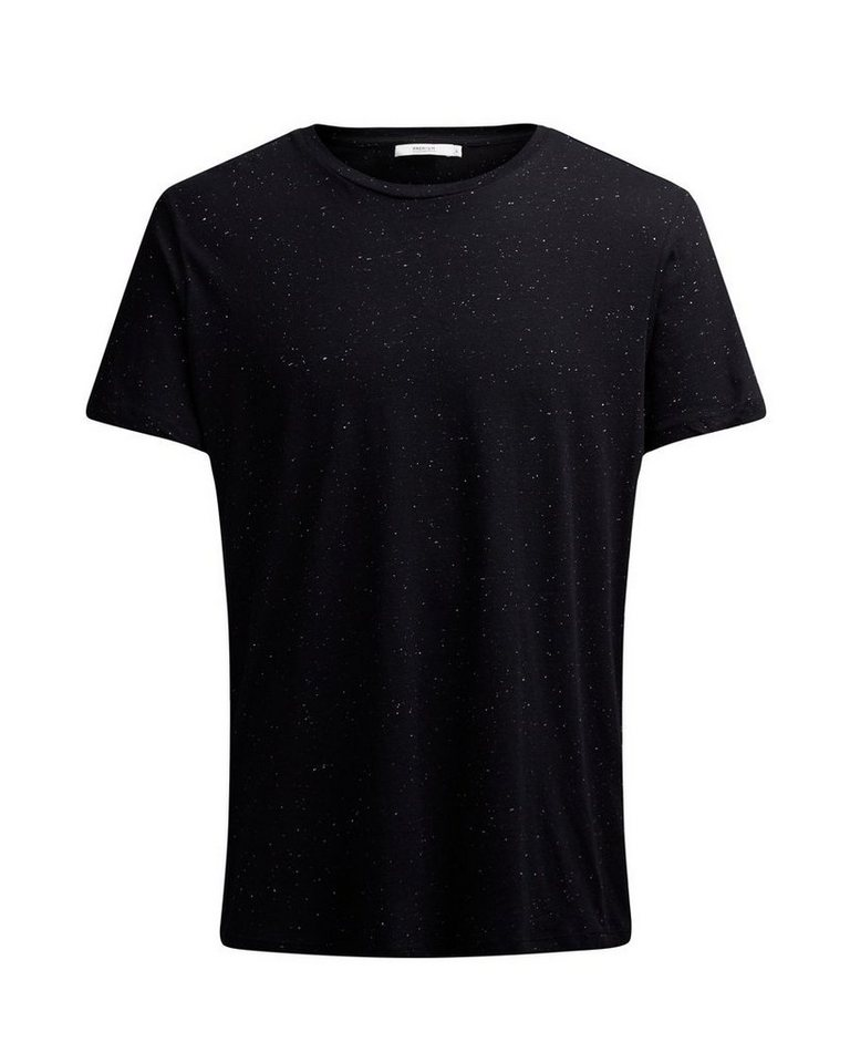 Jack & Jones Regular-Fit- T-Shirt in Black