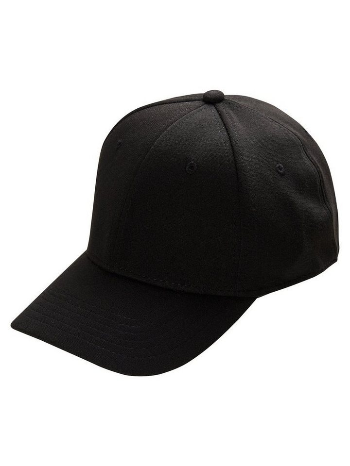 Jack & Jones Baseball- Cap in Black