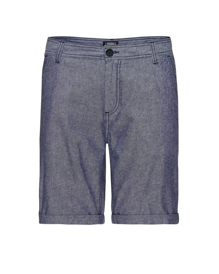 PRODUKT Lässige Chinoshorts in Dress Blues