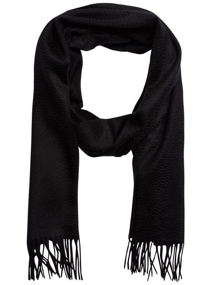 Jack & Jones Woll- Schal in Black