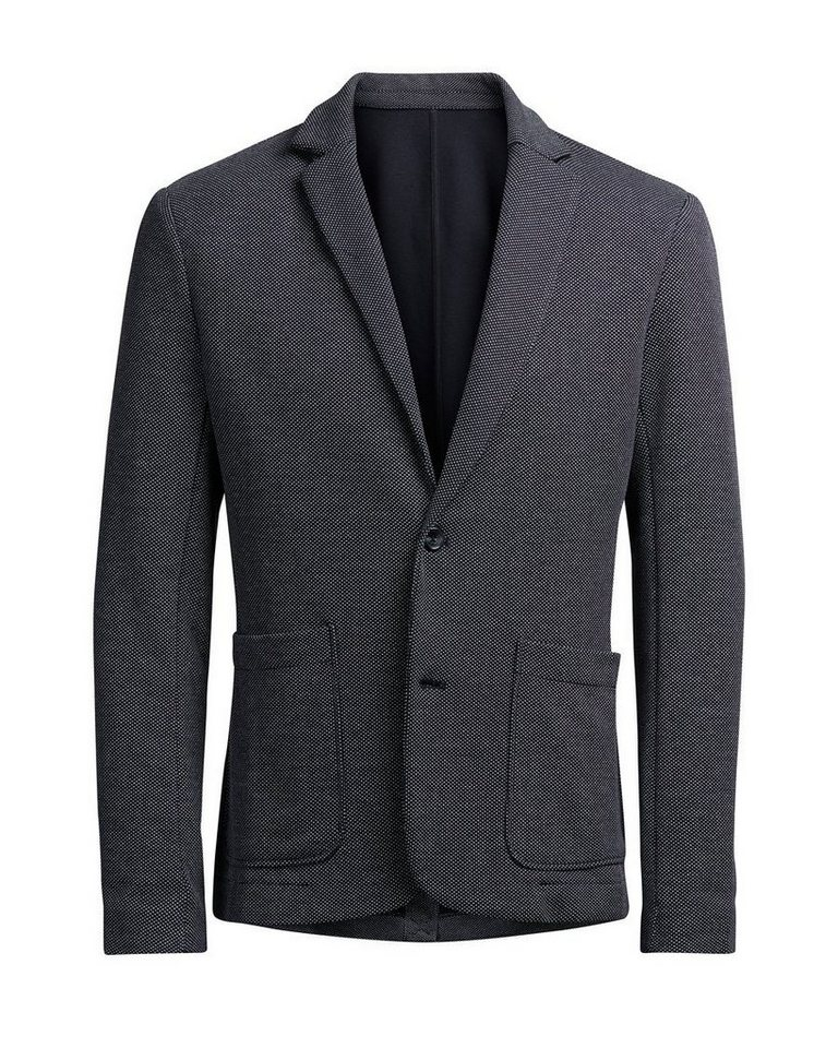 Jack & Jones Punktmuster- Blazer in Navy Blazer