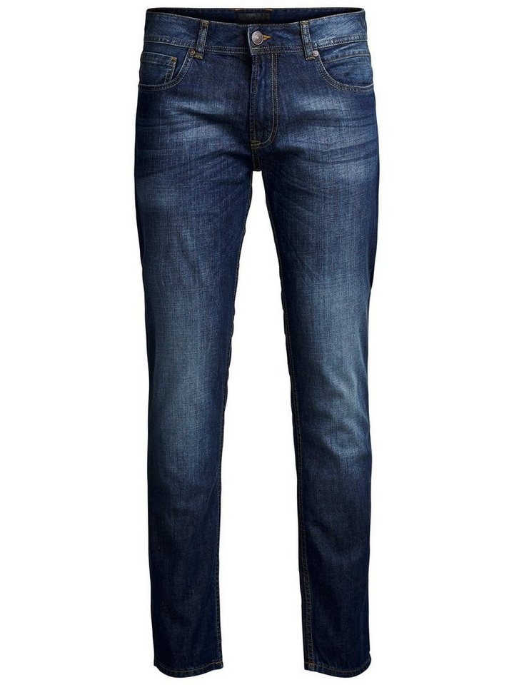 PRODUKT Casual Regular fit Jeans in Medium Blue Denim