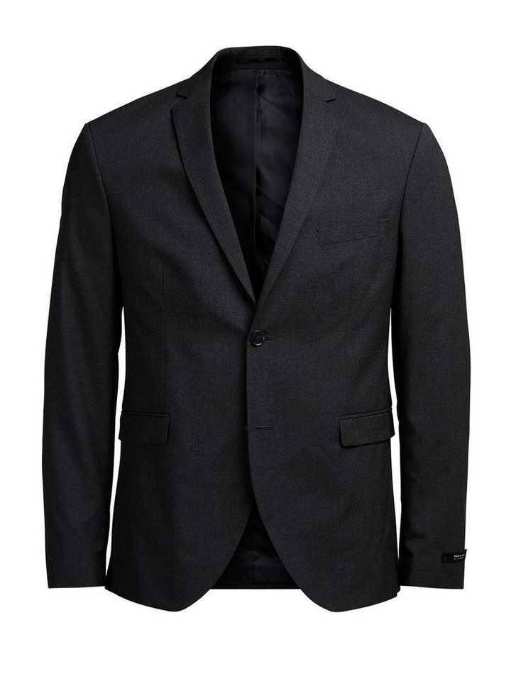 Jack & Jones Grauer Blazer in Dark Grey