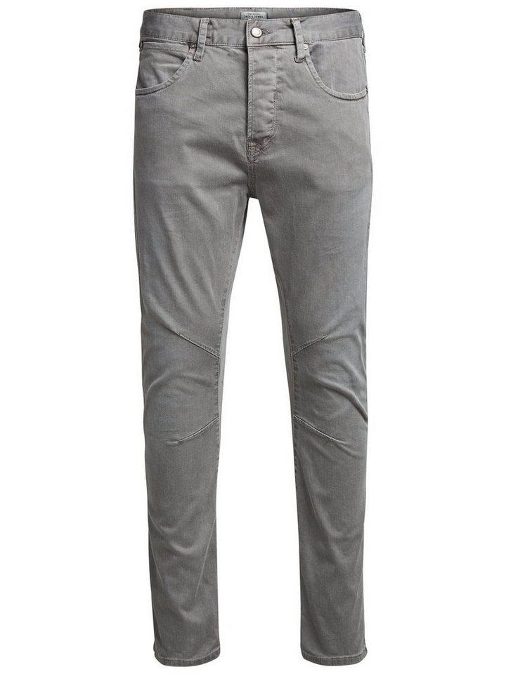 Jack & Jones Luke JOS 999 Anti Fit Jeans in Charcoal Gray