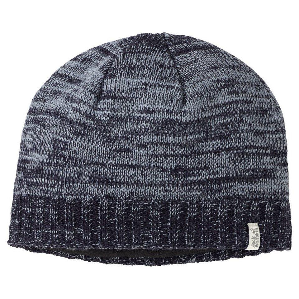 Jack Wolfskin Mütze »STORMLOCK SHADOW CAP« in night blue