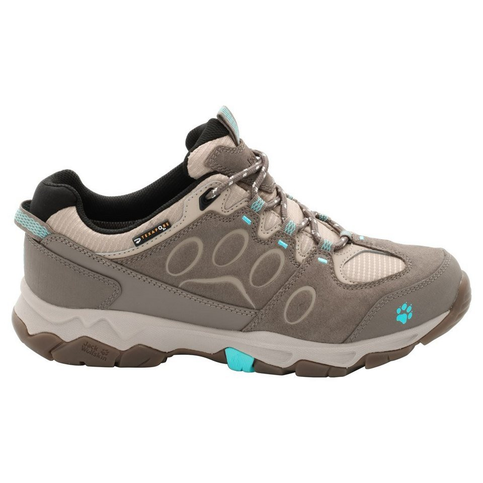 Jack Wolfskin Wanderschuh »MTN ATTACK 5 TEXAPORE LOW W« in icy water