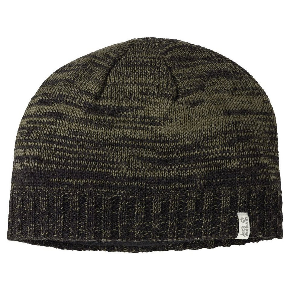 Jack Wolfskin Mütze »STORMLOCK SHADOW CAP« in black