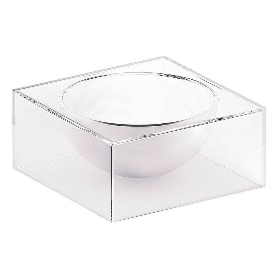 Durable Büroklammernspender »Cubo« in transparent