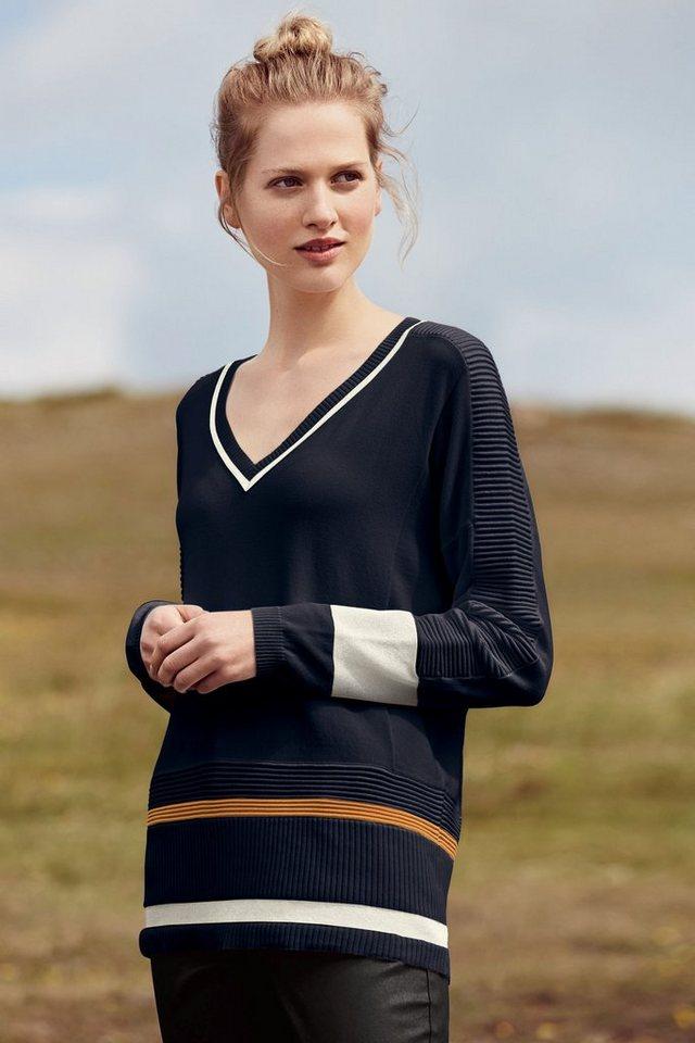Next Cricket-Pullover in Navy
