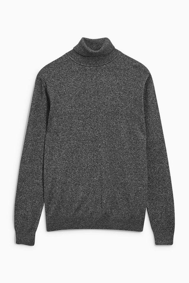 Next Pullover mit Rollkragen in Grey Grindle