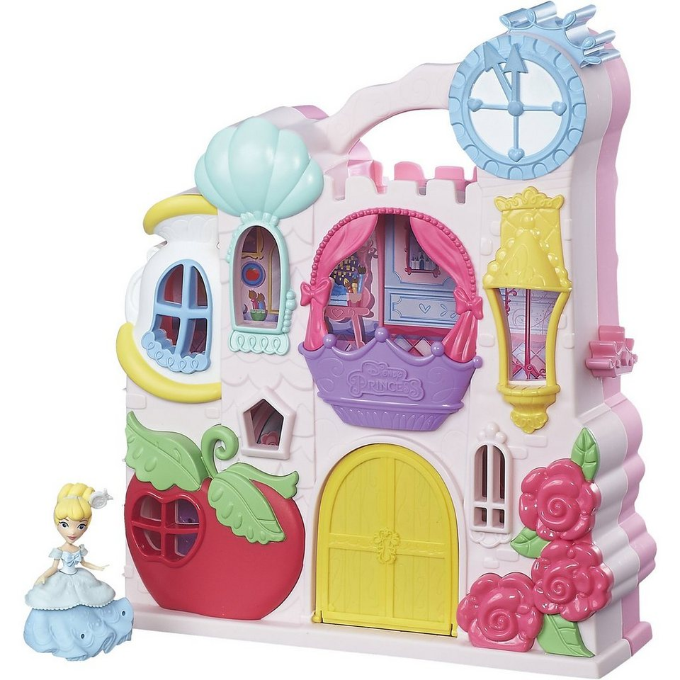 hasbro disney prinzessin little kingdom schloss otto. Black Bedroom Furniture Sets. Home Design Ideas
