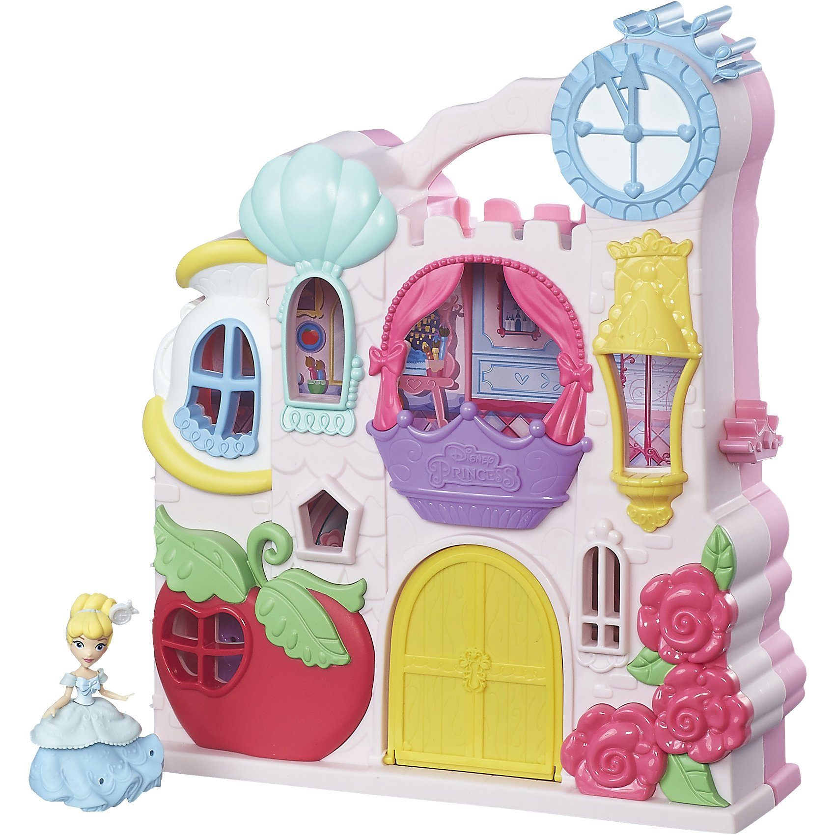 Hasbro Disney Prinzessin Little Kingdom Schloss