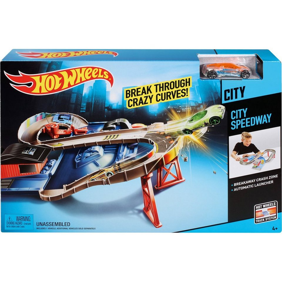 Mattel Hot Wheels City Speedway