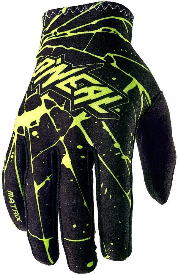 O'NEAL Fahrrad Handschuhe »Matrix Enigma Gloves« in gelb